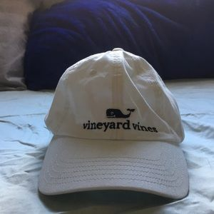 Vineyard Vines White Hat Unisex
